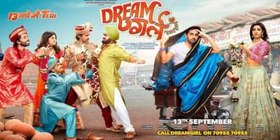 Dream Girl Review: An Average Film With Some Good Performances, The Writing Is Terribly Loopholed