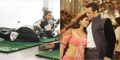 Salman Khan Congratulates Daisy Shah On Becoming A Licensed Shooter And We Are Trying Very Hard Not To Crack Up At The Irony