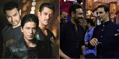 RANKED: Khans, Kumar or Devgn, Who Is The Biggest Superstar Of The Decade?