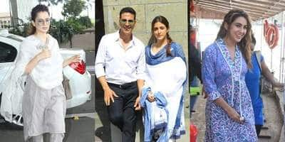Spotted: Akshay Kumar Shoots For His Debut Music Video