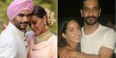 Angad Bedi Mentions Nora Fatehi For The First Time After Marriage, Says She'll Get Better Deserving Partner