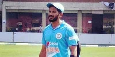 Dulquer Salmaan Not A Big Cricket Fan In Real Life