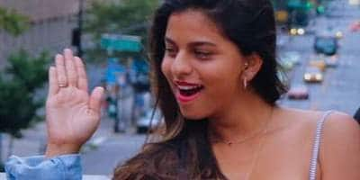 Suhana Khan Gets Trolled Online For Looking Like Shah Rukh Khan's Identical Twin