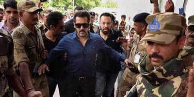 Salman Khan Doesn't Show Up In Court For His Blackbuck Trial, Experts Believe The Actor Is Stirring Up Trouble For Himself