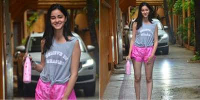 Ananya Pandey's Super Cute Look Is All We Want On Days We Don't Want To Do Adulting