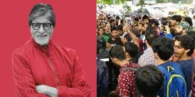 Amitabh Bachchan Calling Mumbai Metro The 'Solution For Pollution' Irks Aarey Supporters, Protesters Reach The Actor's Home