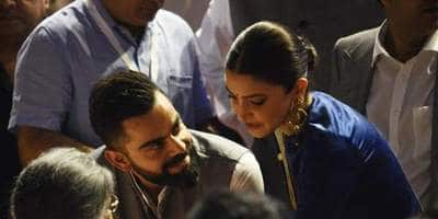 Anushka Sharma's Gesture For Virat Kohli As He Gets Emotional About His Dad Re-Instates Our Faith In Marriages And Soulmate