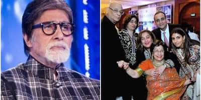 Amitabh Bachchan Pens Heartfelt Tribute For Shweta's Mother-In-Law Ritu Nanda, Mourns And Says 'She Is Gone'!