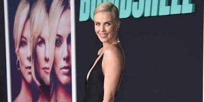Charlize Theron's Kids On Her Oscar Nomination