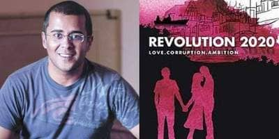 Chetan Bhagat's New Year Resolution Is To Turn Director With The Film Adaptation Of His Novel Revolution 2020