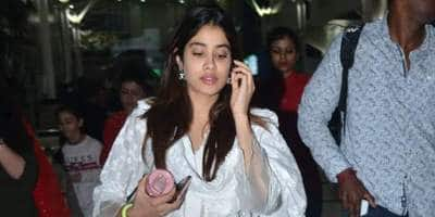 Here's How To Get Janhvi Kapoor's Elegant Ethnic Look On A Budget