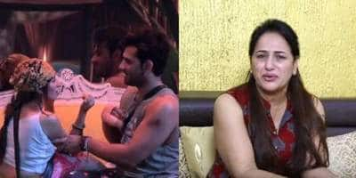 Bigg Boss 13: Mahira Sharma's Mother Reveals Why She Asked Paras Chhabra To Stop Kissing Her Daughter