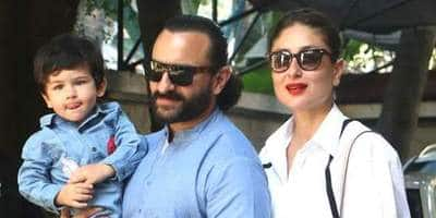 Kareena Kapoor Khan And Saif Ali Khan Are Allegedly Being Offered 1.5 Crores For An Event, And Taimur Ali Khan Is Also The Reason!