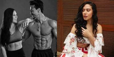 """Tiger Shroff Wishes Sister Krishna Shroff A Happy Birthday; Says """"Don't Get Married Until You're 80"""""""
