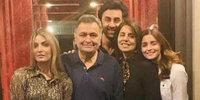 Ranbir Kapoor And Alia Bhatt Call Off Rishi-Neetu Kapoor's Grand Anniversary Bash After Ritu Nanda's Death