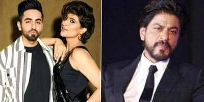 Tahira Kashyap Reveals Her And Ayushmann's Favorite Make-Out Spot; Shah Rukh Says 'Not Sure If I Should Be Happy or Offended'