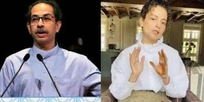Kangana Ranaut Lashes Out At Uddhav Thackeray After He Calls Her 'Namak Haram': You Are The Worse Product Of Nepotism