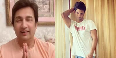 Shekhar Suman Bashes Actresses For Calling Sushant Singh Rajput A Drug Addict: 'A Dead Man Cannot Defend Himself'