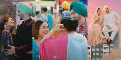 Nehu Da Vyah: Lovebirds Neha Kakkar And Rohanpreet Singh Look Made For Each Other In This Shaadi Song; Watch