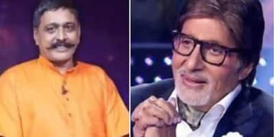 KBC 12: Amitabh Bachchan Schools Contestant Who Wishes To Get Wife's Plastic Surgery Done With The Prize Money