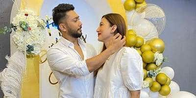 Gauahar Khan Wishes 'The Most Hot Human' Zaid Darbar On His Birthday; See Post