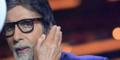 See Amitabh Bachchan's Weekend Note On Self-Love