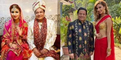 Anup Jalota Explains Viral Wedding Pic With Jasleen Matharu: 'We Are Not Married, I Am Doing Her Kanyadan'