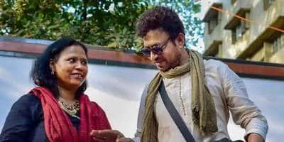 Sutapa Sikdar Takes A Jibe On Insider & Outsider Debate, Says, Irrfan Never Got Depressed Over Not Being Invited To Parties