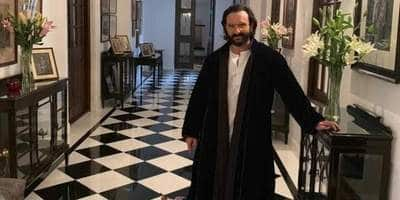 Saif Ali Khan Had To Buy His Rs 800 Cr. Worth Ancestral Home Pataudi Palace; Said He Was Privileged But He Inherited Nothing
