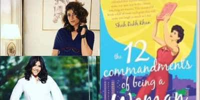 'Never Knew You Made Out While Watching Shah Rukh Khan's Films': Ekta Kapoor On Reviewing Tahira Kashyap's Book 'The 12 Commandments Of Being A Woman'