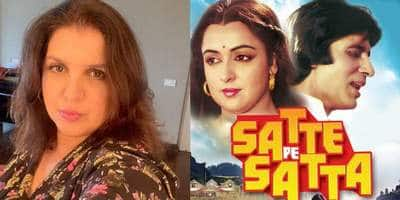Satte Pe Satte Remake: Farah Khan's Ambitious Project Shelved, Is Getting Copyright the Issue?