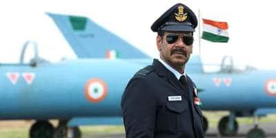Ajay Devgn Heads To Hyderabad For Two Back-To-Back Shoots For Bhuj And Mayday; Read Details...