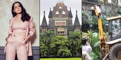 Kangana Ranaut Labels Bombay HC Quashing BMC's Demolition Notice Of Her Office As 'The Victory Of Democracy'
