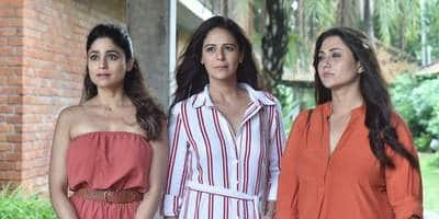 Black Widows Trailer: Mona Singh, Swastika Mukherjee And Shamita Shetty Fake Mourn The Death Of Their Husbands