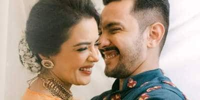 Aditya Narayan And Shweta Aggarwal's Pre Wedding Festivities Begin; See Pictures From Their Tilak Ceremony
