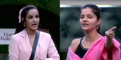 Bigg Boss 14: Rubina-Jasmin's Fight Gets Nasty; Latter Says, 'I'll Expose Things That Won't Sound Good On National TV'