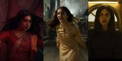 Durgamati Trailer: Bhumi Pednekar Transforms Into A Ghost Queen In The Remake Of Bhaagamathie; Watch