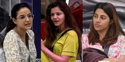 Bigg Boss 14 Day 55 Highlights: Jasmin And Rubina End Up In A War Of Words Thanks To Nikki Tamboli