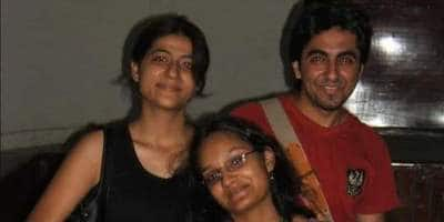 Tahira Kashyap Shares College Pic With Ayushmann Khurrana As She Relives Days Of 'Constant Butterflies In The Stomach'