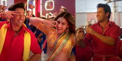Coolie No. 1's Teri Bhabhi Song Is For The Romeos, And Juliets; Will Force You To Get Up And Get Grooving