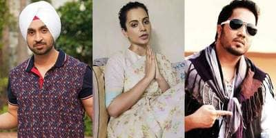 Swara, Richa Support Diljit Dosanjh In His Twitter War With Kangana; Mika Singh Asks The Latter To Apologize