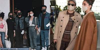 Fans Ask If Ranbir Kapoor, Alia Bhatt Are Getting Married As They Arrive In Jaipur With Family; Ranveer-Deepika In The City Too