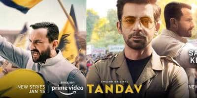 Tandav: After The Intriguing Teaser, Makers Unveil Character Looks Of Saif Ali Khan, Sunil Grover & Others