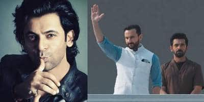 Sunil Grover Opens Up About Working With Saif Ali Khan In Tandav; Calls Him A 'Very Humble Man'
