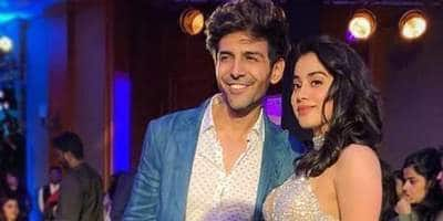 Dostana 2 Duo Janhvi Kapoor And Kartik Aaryan More Than Just Co-Stars? Here's What We Know