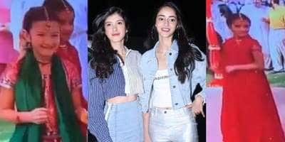 Ananya Panday And Shanaya Kapoor's Throwback Video From Riddhima Kapoor's Wedding Will Melt Your Heart; Watch