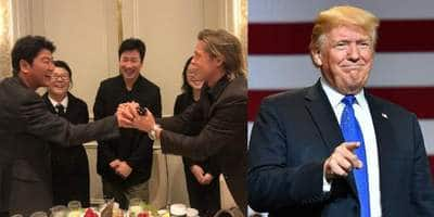 US President Donald Trump Criticizes Academy Awards For Parasite's Win, Takes A Jibe At Brad Pitt Too!