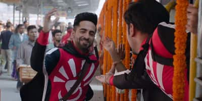 SMZS Song Ooh La La: Ayushmann-Jitendra Recreate The DDLJ Moment On The 'Vivah Special Express' In This Catchy Number