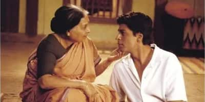 Shah Rukh Khan Mourns The Passing Of Swades Co-Star Kishori Ballal, Says He'll Miss How She Reprimanded Him For Smoking