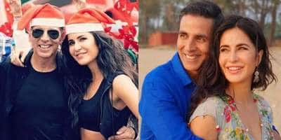 Sooryavanshi: Akshay Shares A Beautiful BTS Picture With Katrina; Describes What Working With Her Is Like
